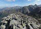 Lawina kamienna w Tatrach Wysokich. Nie żyje 57-letni Polak