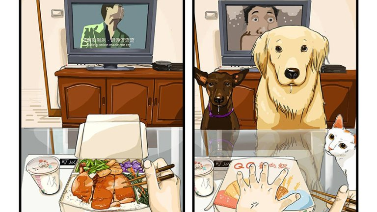 10 powod�w, dla kt�rych �ycie ze zwierz�tami jest du�o lepsze, ni� bez nich!