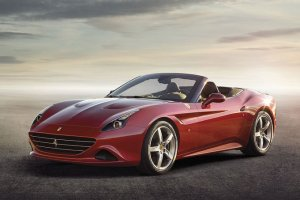 Salon Genewa 2014 | Ferrari California  T | Z turbo