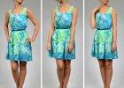 Wakacyjny kurs szycia: jak uszy� sukienk� do samodzielnego farbowania [TUTORIAL]