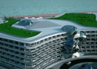 Tak ma wyglądać nowy hotel Gołębiewski. Kolos w malutkiej Łebie [WIZUALIZACJE]