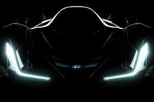 Salon Frankfurt 2015 | Hyundai N Performance