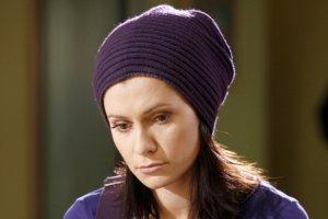 Anna Oberc w serialu Samo �ycie