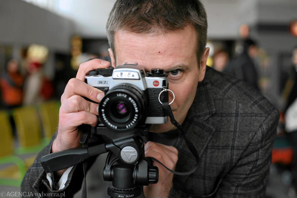 Rafał Betlejewski (fot. Alina Gajdamowicz / Agencja Gazeta)
