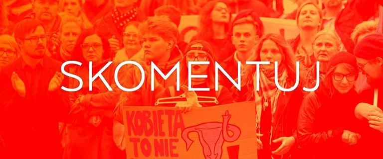 """W """"Czarny Poniedzia�ek"""" kobiety nie p�jd� do pracy. Czy popierasz ich protest?"""