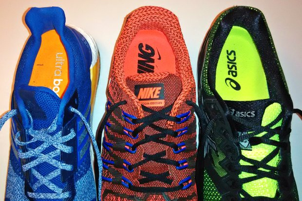 Nike Zoom Odyssey - szerokość (porównianie)