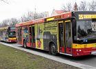 """Reklamy na szybach autobus�w? ZTM: """"To nie mo�e tak wygl�da�"""""""