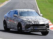 Lamborghini Urus   Najszybszy SUV na Nurburgringu?
