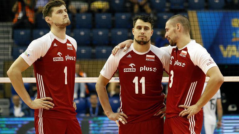 Piotr Nowakowski, Fabian Drzyzga i Dawid Konarski