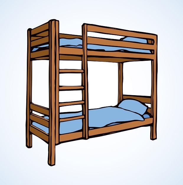 Najpopularniejsze łóżka piętrowe to te drewniane