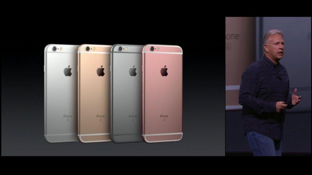 Kolory nowych iPhone'ów