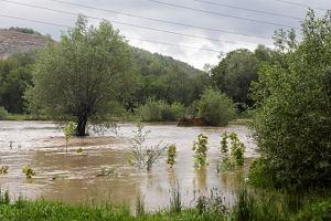 Wis�a w Sandomierzu i Annopolu przekroczy�a stan alarmowy. W Lubelskiem ewakuacje po podtopieniach
