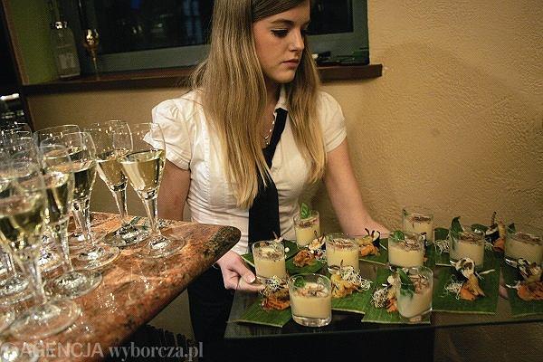 06.02.2013  Warszawa . Restauracja Co to to je . Fot .Przemek Wierzchowski  / Agencja Gazeta