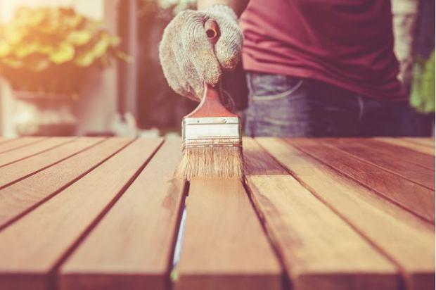 Impregnowanie drewna