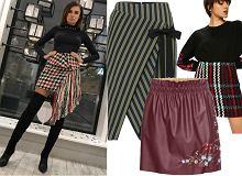 Ciepłe spódnice na jesień i zimę: mamy modne fasony w stylu Siwiec i Rozenek. Ceny pozytywnie zaskakują!