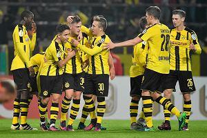 Puchar Niemiec. Borussia Dortmund z awansem po rzutach karnych
