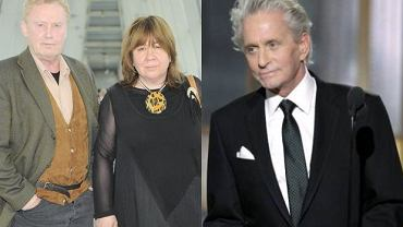 Michael Douglas, Krystyna Demska-Olbrychska, Daniel Olbrychski