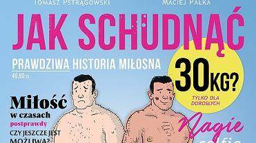 Tomasz Pstrągowski, Maciej Pałka, 'Jak schudnąć 30 kg?', Wydawnictwo Komiksowe, 2017