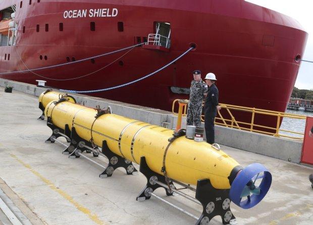 Łódź podwodna spróbuje znaleźć wrak boeinga 777, ale malezyjscy śledczy nie wierzą już w sukces