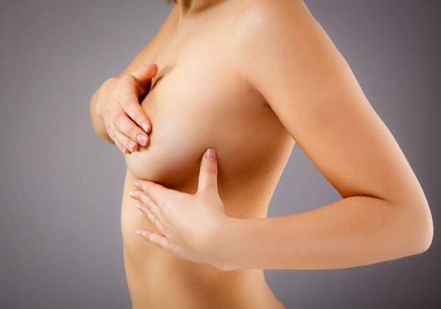 Gruczolakow��kniak - �agodny guz piersi