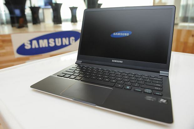 Nowe laptopy Samsunga. Cena: Samsung Serii 9, model 900X3C (13-calowy): od 5599 zł, Samsung Serii 9, model 900X4C (15-calowy): od 6999 zł
