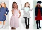 Sukienki dla dziewczynek - przegląd nie tylko dla małej księżniczki