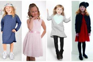 Sukienki dla dziewczynek - przegl�d nie tylko dla ma�ej ksi�niczki