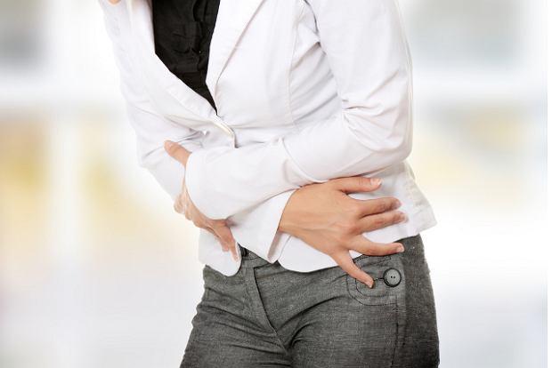 Kamienie ��ciowe powoduj� ataki bolesnej kolki