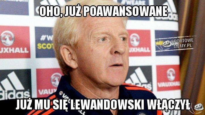 Fala mem�w po golach Lewandowskiego!