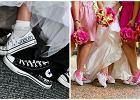 Buty sportowe do sukni ślubnej. Gdzie kupić te, które będą wyglądać jak na zdjęciach z Pinteresta