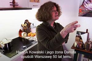 Żydowscy Kowalscy na emigracji. Henryk i Danuta opuścili Warszawę po Marcu '68