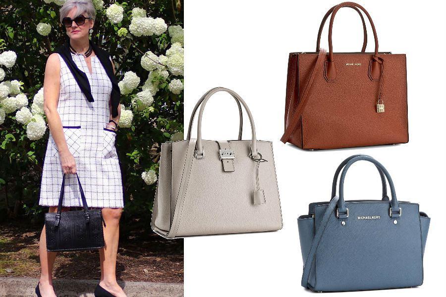 3acf13a68c61c Eleganckie torebki - modele dla dojrzałych pań