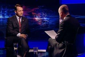 Sikorski w BBC: Dla Europy nadesz�a godzina prawdy