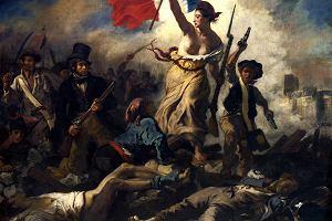 150 lat temu zmarł malarz rewolucjonista Eugene Delacroix. Zobacz jego najsłynniejsze dzieła