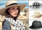 HIT: słomkowe kapelusze na lato 2014