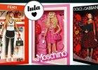 Magdalena Fr�ckowiak jako r�owa lalka Barbie w kostiumie Moschino czy niczym w�oska mamma Dolce & Gabbany?