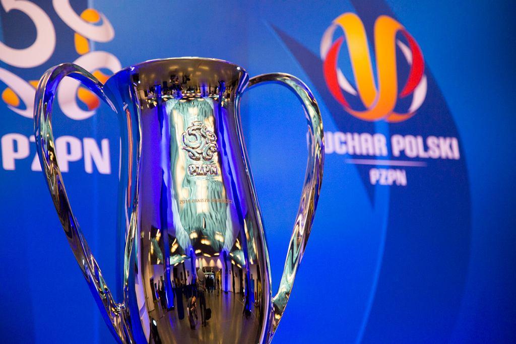 Trofeum za zwycięstwo w Pucharze Polski