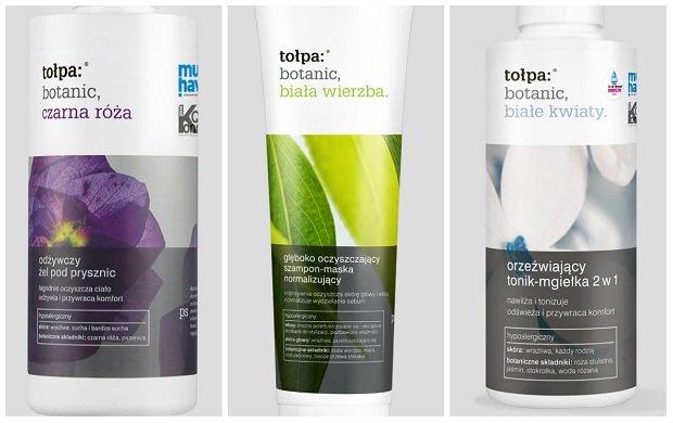 db7f6ffe96 Tołpa Botanic - roślinna linia kosmetyków dla kobiet