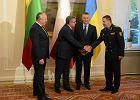 Podpisano umow� o utworzeniu wsp�lnej brygady przez Polsk�, Litw� i Ukrain�