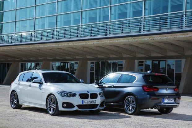 BMW serii 1 FL | Zmiany, które były potrzebne