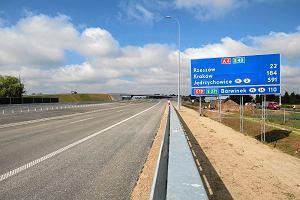 Ostatni odcinek A4 otwarty. To pierwsza w Polsce autostrada łącząca granice