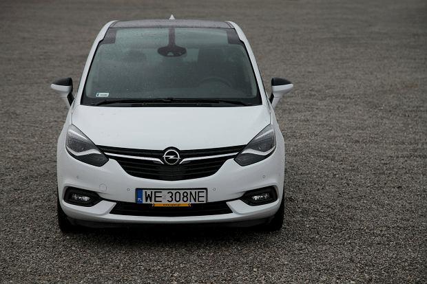 Opel Zafira Tourer   Test   Powiew świeżości