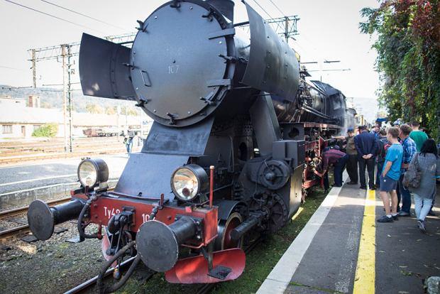 Pociągi retro na najpiękniejszych trasach kolejowych Małopolski