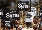 """Brytyjski rz�d: Interwencja w Syrii """"konieczna, proporcjonalna, uzasadniona"""". I zgodna z prawem"""