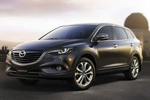 Mazda CX-9 przesz�a facelifting