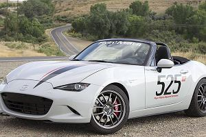Tuning | Mazda MX-5 V8 525 KM | Latająca Miata