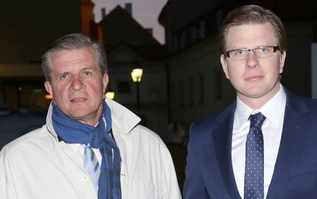 Zygmunt i Filip Chajzer