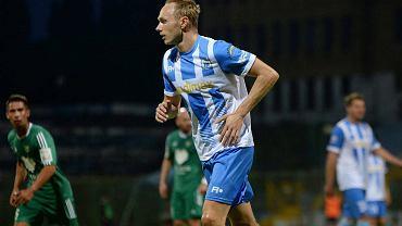 Stomil - GKS Katowice 1:1, 20 sierpnia 2016 r.