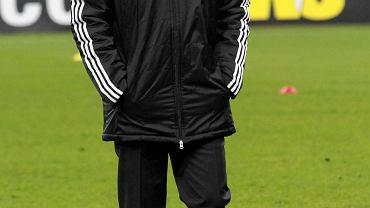Legia rozbita przez Ajax. Za�amany Berg z r�kami w kieszeniach, prezes wychodzi