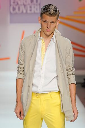 Enrico Coveri moda męska